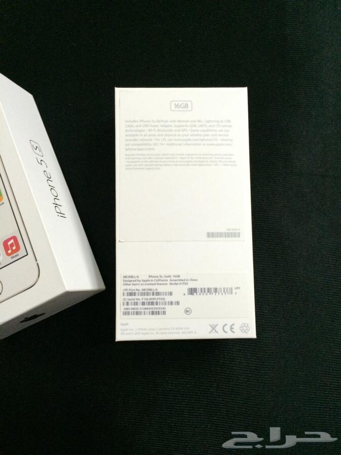 ايفون 5 اس 16 جيجا ابيض مع الكرتون واغراضه لأعلى سوم 5cdRGhlehQ89cf.jpg