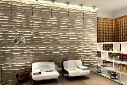 : ورق جدران 3d الدمام : الأفكار الداخلية